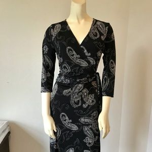 The Limited Dresses - The Limited Women's wrap dress